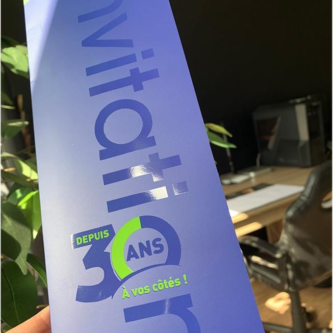 Impression agence écho - Initiative Anjou